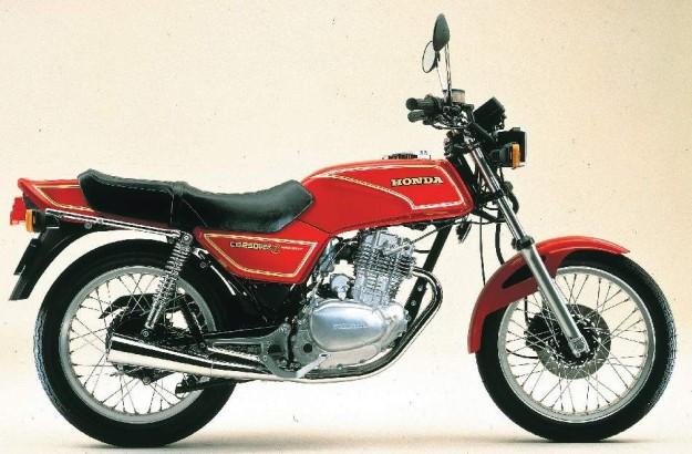 Honda CB 250RSZ